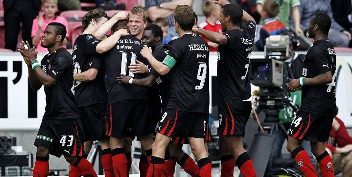 «Мидтъюлланн» - «Копенгаген»: центральный матч