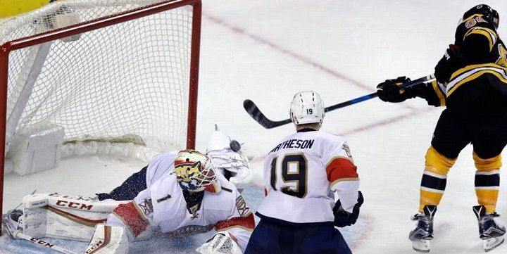 «Бостон» - «Флорида»: последний матч регулярного сезона.