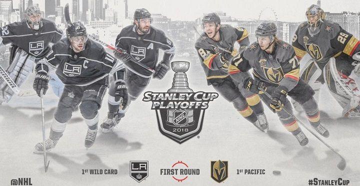 «Вегас» - «Лос-Анджелес»: состоится ли первая победа «Голден Найтс» в плей-офф?