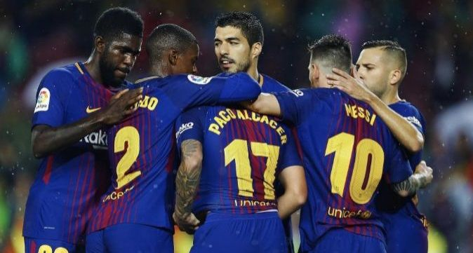 «Барселона» - «Валенсия»: видеопрогноз экспертов сайта ВсеПроСпорт.ру