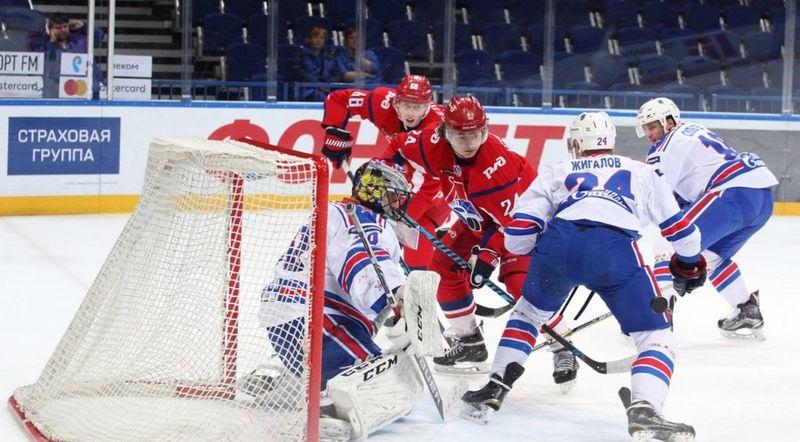Два игрока ярославского «Локо» вошли втройку наилучших игроков полуфинала Кубка Харламова