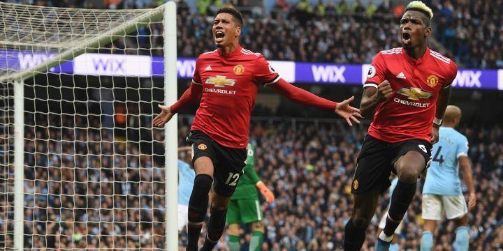«Манчестер Сити» в 5-й раз вистории стал чемпионом Британии пофутболу