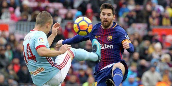 «Сельта» – «Барселона»: как завершится поединок?