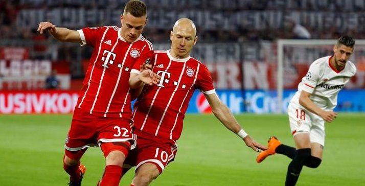 Бавария реал мадрид футбол сегодня прогноз