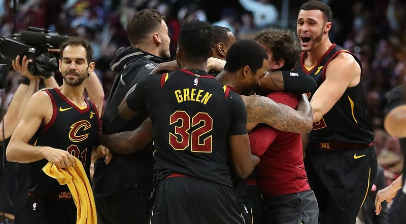 Леброн Джеймс вывел «Кливленд» во 2-ой раунд плей-офф НБА