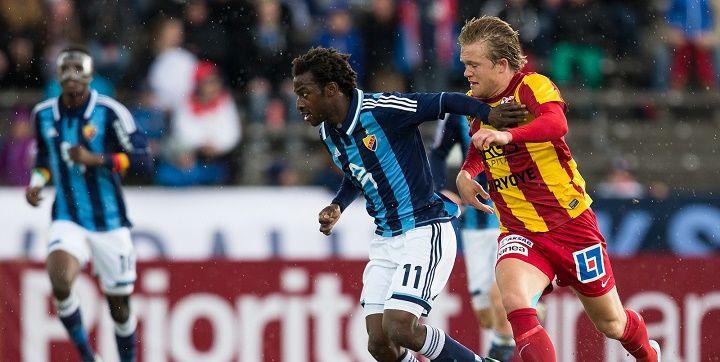 «Юргорден» - «Мальме»: финал Кубка Швеции