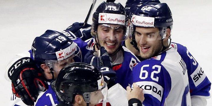 Словакия - Франция: кому удастся добыть вторую победу?