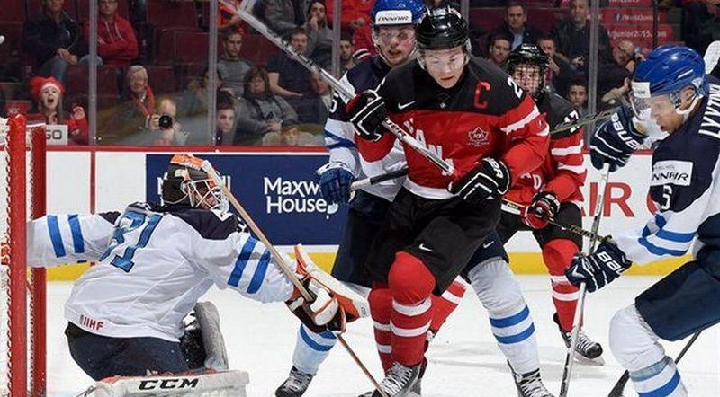 Канада - Финляндия: удастся ли финнам удивить канадцев?