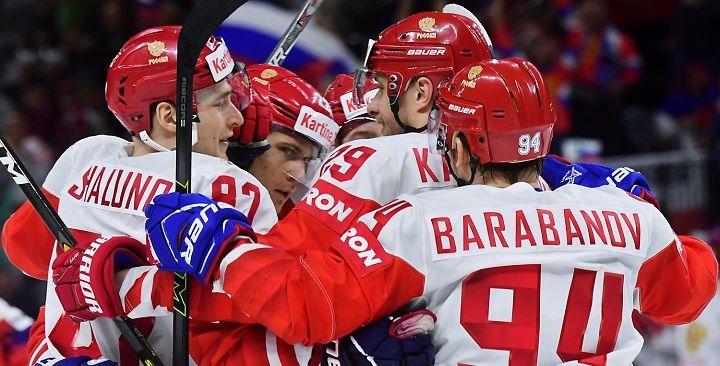 Россия - Швеция: кому удастся навязать свою игру?