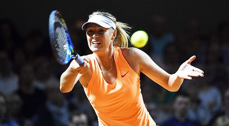 Шарапова - Барти: каким будет старт Марии на турнире в Риме?