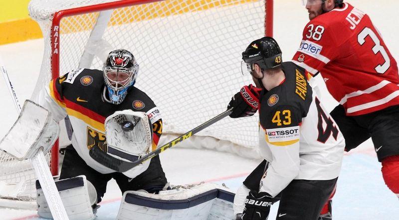 Канада - Германия: удастся ли канадцам перед плей-офф найти свою игру?