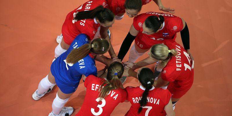 Экспресс на волейбол от 16.05.2018