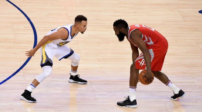 «Голден Стэйт» обыграл навыезде «Хьюстон» вфинале Западной конференции
