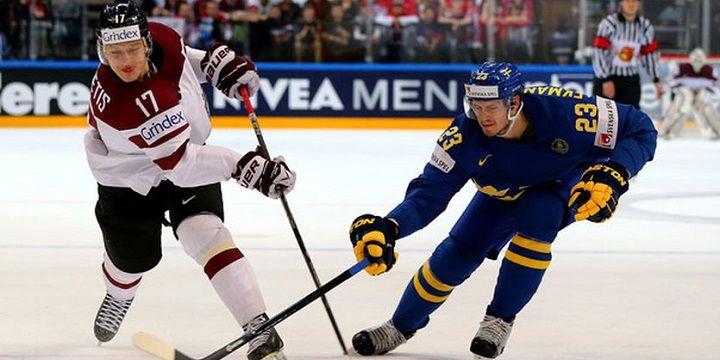 Швеция - Латвия: кого ждет полуфинал?