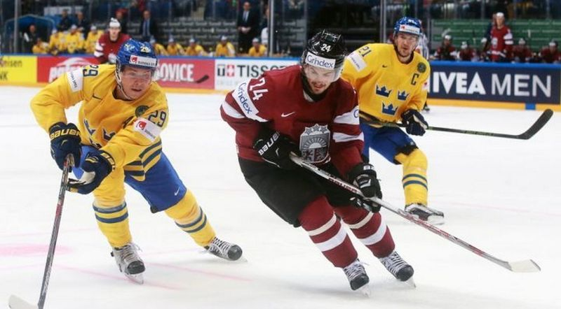 Швеция - Латвия: удастся ли латвийцам избежать разгрома?