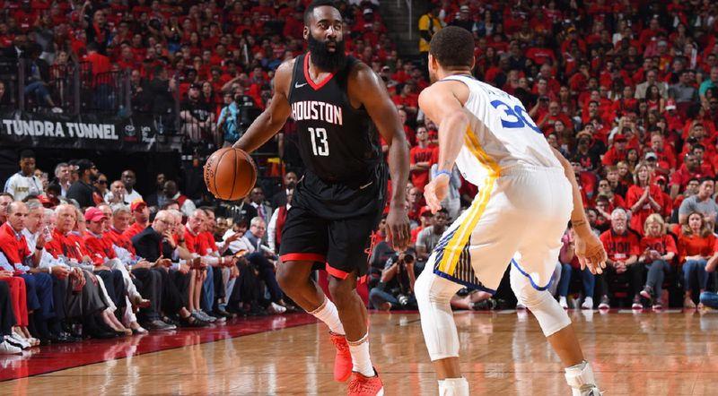 «Голден Стэйт» вышел вперед вполуфинальной серии плей-офф НБА с«Хьюстоном»