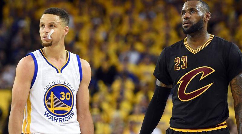 «Голден Стэйт» - «Кливленд»: как закончится первый матч финала НБА?