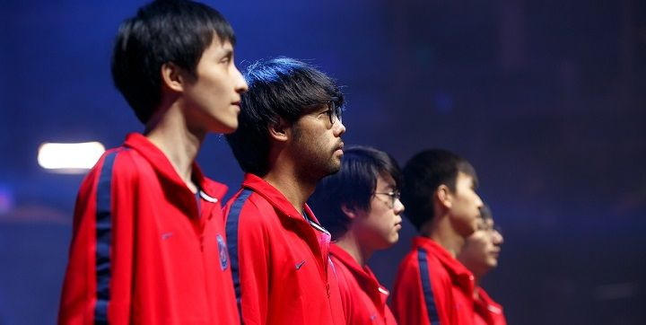 PSG.LGD - Mineski: кто из азиатских коллективов сильнее?