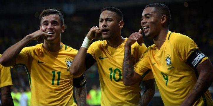 Австрия - Бразилия: чего ждать от «селесао»?