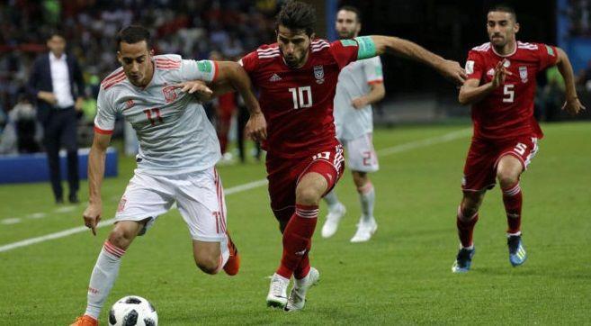 Иран - Португалия: смогут ли «принцы Персии» взять очки?