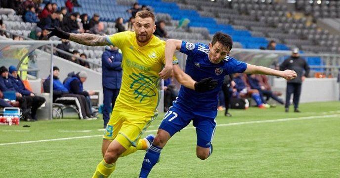 «Астана» - «Ордабасы»: ждать ли легкой победы лидера?