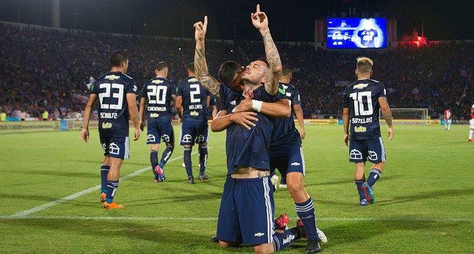 «Кольчагуа» - «Универсидад де Чили»: ждать ли голов от аутсайдера?