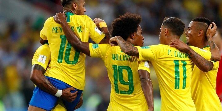 Бразилия против Мексики: Seleção могут забронировать свое место в 1/4 финала.