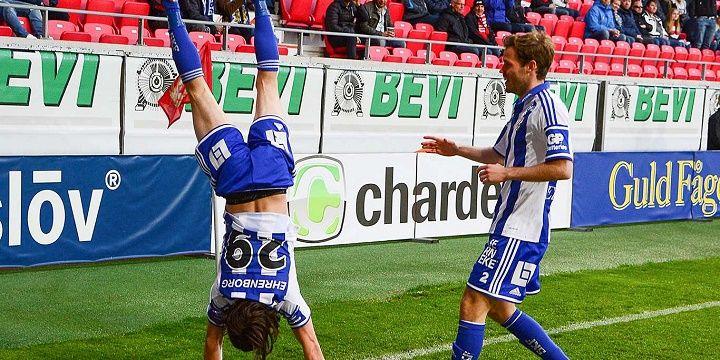 «Гётеборг» - «Кальмар»: как команды провели каникулы?