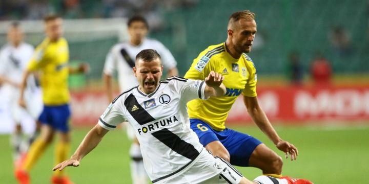 «Легия» – «Арка»: кто выиграет Суперкубок Польши?