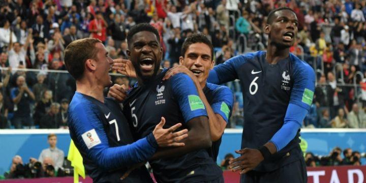 Франция – Хорватия: кто станет чемпионом мира?