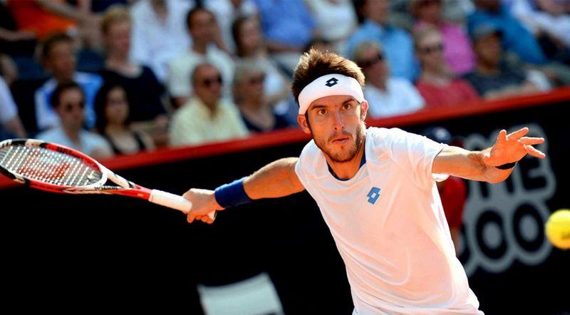 Басилашвили вГамбурге одержал победу 1-ый турнир ATP вкарьере