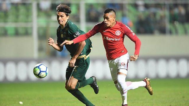Футбол бразилиЯ ботафого интернационал