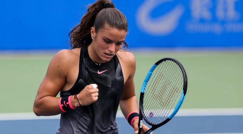 Саккари - Макхейл: удастся ли Кристине с победы начать домашнюю серию турниров?