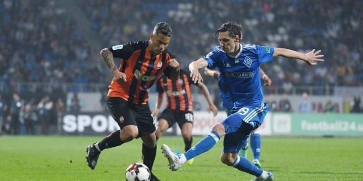 Игрок «Динамо» сломал нос ипропустит ближайший матч вчемпионате государства Украины