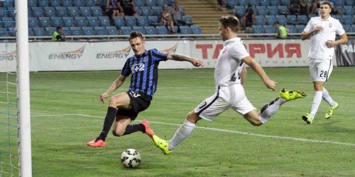 «Заря» – «Черноморец»: как сыграют команды?