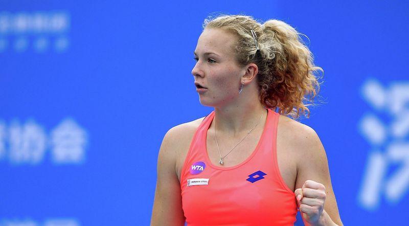 Каролина Плишкова - Синякова: быть ли сенсации?