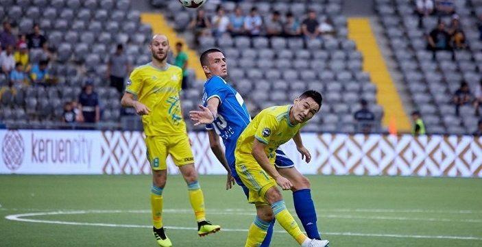 «Астана» - «Динамо» Загреб: смогут ли хозяева показать уверенную игру?