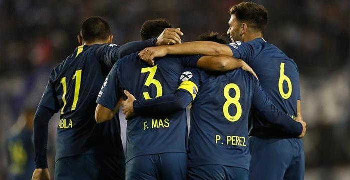 «Бока Хуниорс» - «Тальярес Кордова»: ждать ли уверенной победы хозяев?