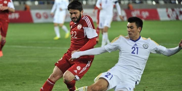 Казахстан – Грузия: сколько забьют команды?