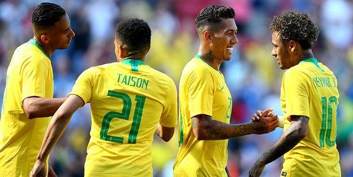 США - Бразилия: есть ли смысл рассчитывать на голы?