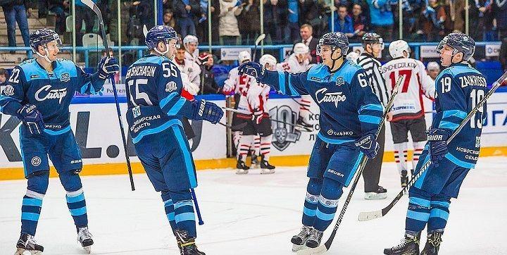 «Динамо» Рига - «Сибирь»: начнут ли рижане домашнюю серию успешно?