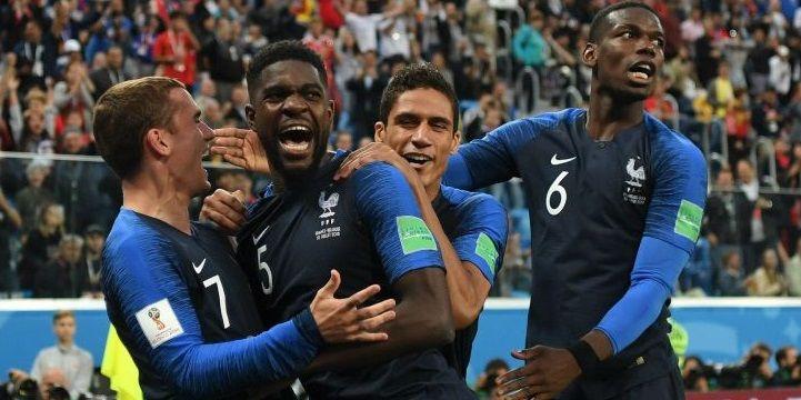 Франция - Голландия: первая победа в статусе Чемпиона Мира?