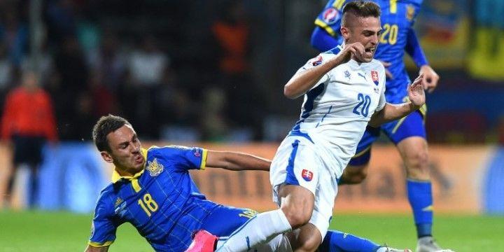Украина – Словакия: будет ли победитель?
