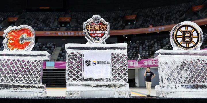 «Калгари» - «Бостон»: China Games 2018.