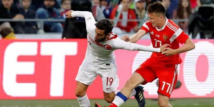 Россия – Турция: сколько забьют команды?
