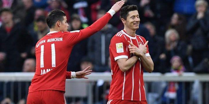 «Бавария» - «Шальке»: вечерний матч субботы