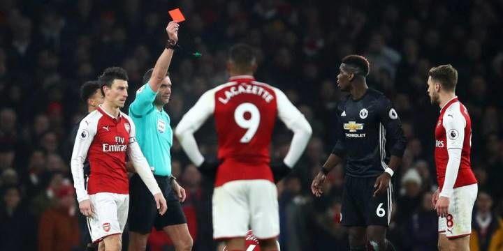 «Арсенал» – «Манчестер Юнайтед»: центральный матч тура