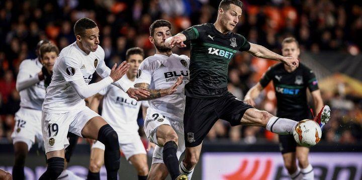 «Краснодар» - «Валенсия»: могут ли «быки» отыграться?