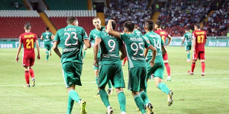 «Ахмат» – «Локомотив»: есть ли шансы у хозяев?