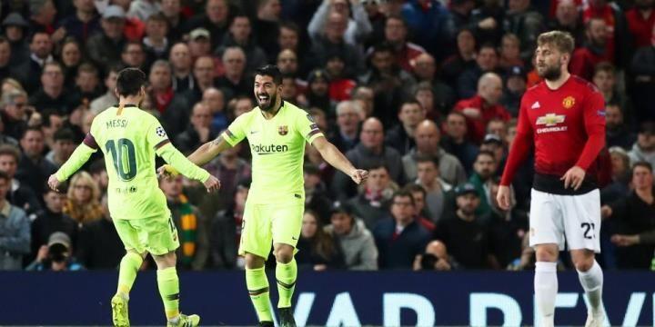 «Барселона» – «Манчестер Юнайтед»: ждать ли реванша?